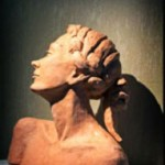 An Elegant Woman sculpture